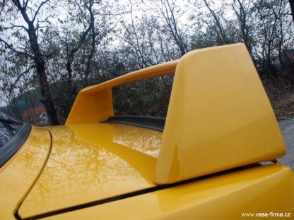 Zadní spoiler pro vozy Škoda M a Rapid