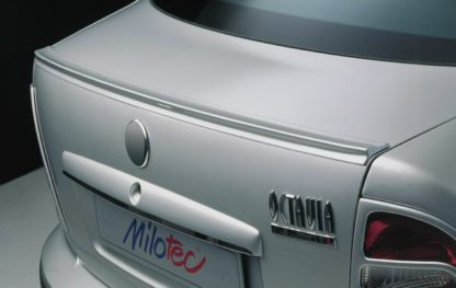 Spoiler Milotec – zadní, Škoda Octavia Limousine