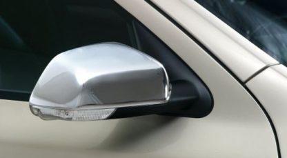 Kryt zpětného zrcátka – chrom Škoda Octavia 2