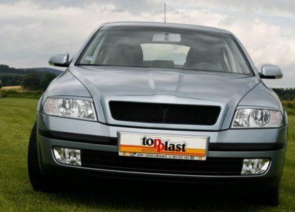 Přední maska Škoda Octavia II síto