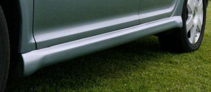 Kryty prahů Škoda Octavia II