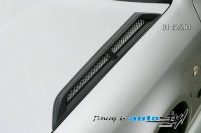 Výdechy III. – černý desén, Škoda Octavia