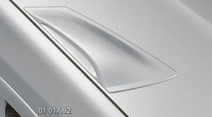 Výdechy kapoty – pro lak, Škoda Octavia
