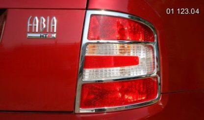 Rámeček zadních světel – combi, sedan – chrom r.v. od 9/2004