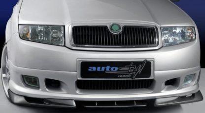 Spoiler pod přední spoiler Škoda Fabia 1