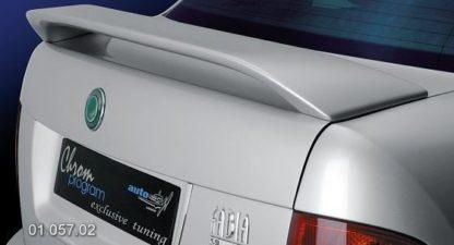 Křídlo na kufr Škoda Fabia 1 sedan
