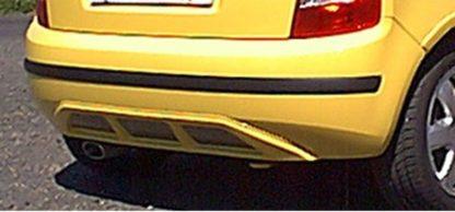 Spoiler zadního nárazníku Škoda Fabia 1