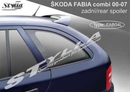 Škoda FABIA I COMBI spoiler zad. dveří horní