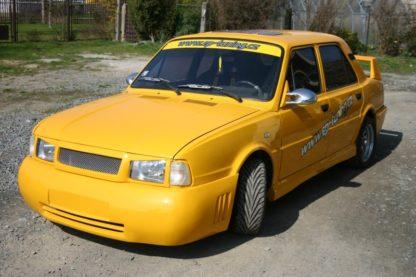 Kryty předních blikačů Škoda M