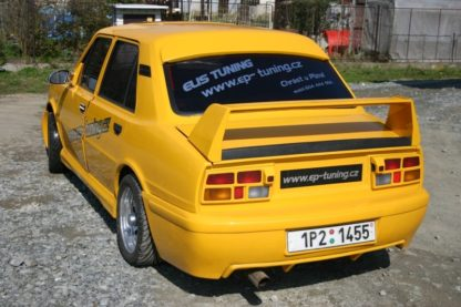 Prodloužení střechy Škoda 120 M