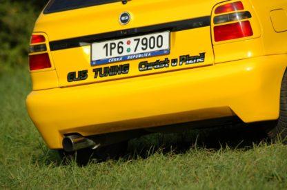 Zadní nárazník Škoda Felicia včetně Atestu 8SD