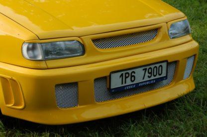 Přední tuningova maska bez znaku Škoda Felicia