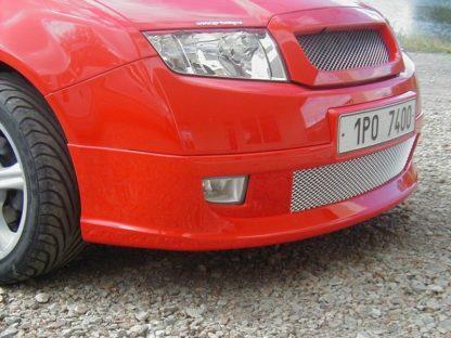 Překryt předního nárazníku s mlhovkami pro Škoda Fabia