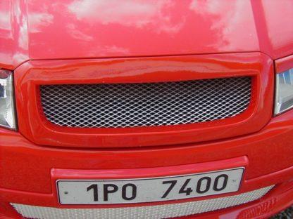 Přední maska Škoda Fabia