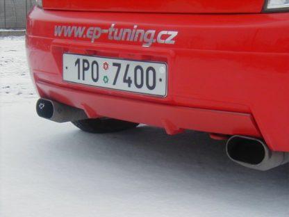 Škoda Fabia 1 difuzor zadního nárazníku