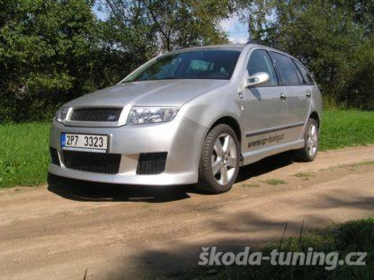 Přední nárazník Škoda Fabia Evo 2 včetně Atestu 8SD