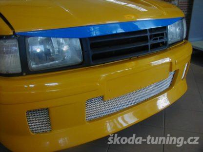 Prodloužení kapoty Škoda 120M a Rapid
