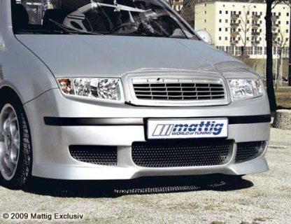 Přední náraznik Škoda Fabia