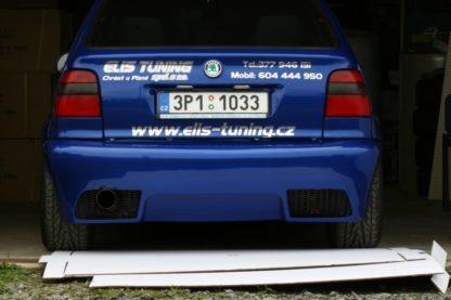Zadní nárazník Škoda Felicia Kitcar RSE včetně Atestu 8SD