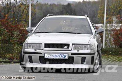 Přední nárazník Škoda Octavia 1 facelift atest 8SD