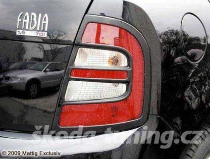 Kryty zadních světel Škoda Fabia limousine