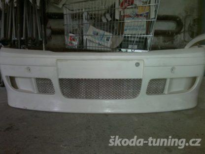 Přední nárazník Skoda Octavia Facelift DT CUP