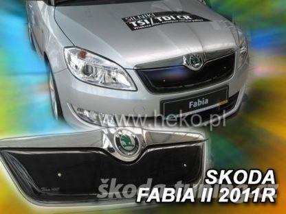 Zímní clona Škoda Fabia 2 Facelift