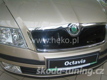 Zimní clona Škoda Octavia 2