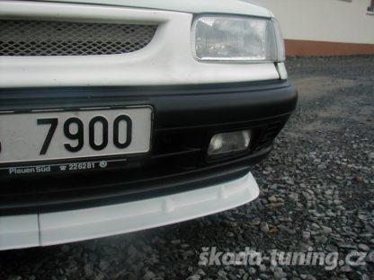 Spoiler pod originální nárazník Škoda Felicia