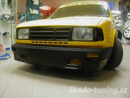 Přední spoiler pro vozy Škoda 120M