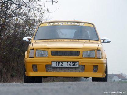 Přední nárazník EPST 02 EVO 1 pro vozy Škoda M a Rapid