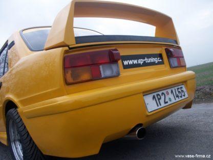 Zadní nárazník Škoda120 M a Rapid