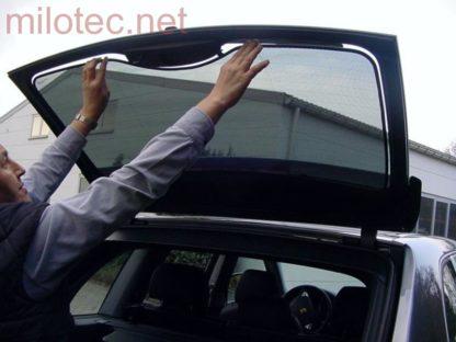 Sluneční clona zadních 5. dveří, Fabia II. Limousine 2007-2014