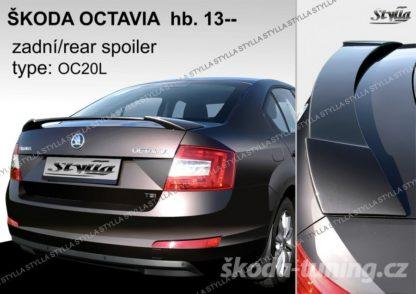 Křídlo Škoda Octavia 3 hb