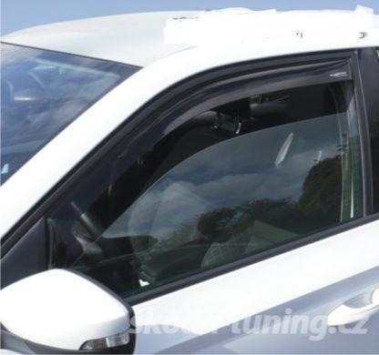 Větrné clony (ofuky) – přední, Škoda Fabia III., 4/5-dveř.,