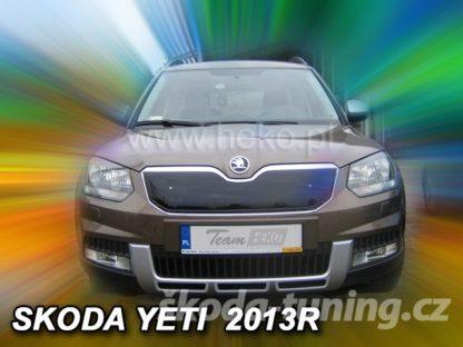 Zimní clona Škoda Yeti Facelift city