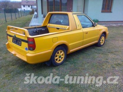 Zadní nárazník Škoda Felicia Fun