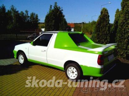 Zadní boční nárazníky Škoda Pick up