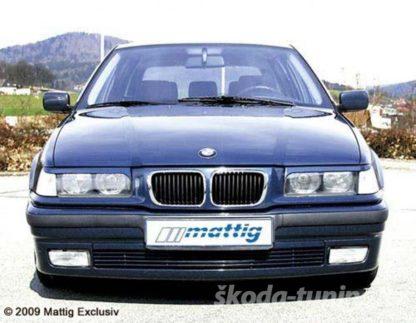 Mračítka předních světel BMW E36 všechny typy