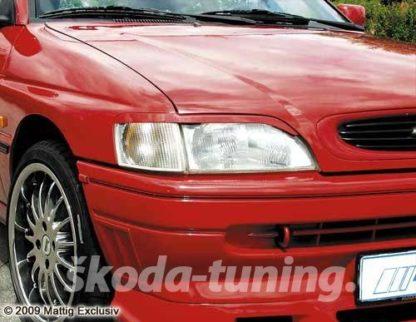 Mračítka Ford Escort