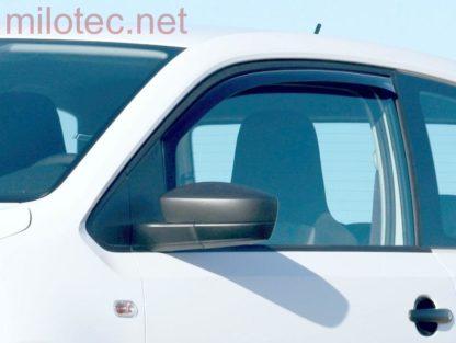 Ofuky oken (deflektory) – přední, Citigo 3-dveř., od r.v. 2012