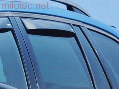 Ofuky oken (deflektory) – přední, Rapid Limousine/Spaceback od r.v. 2013