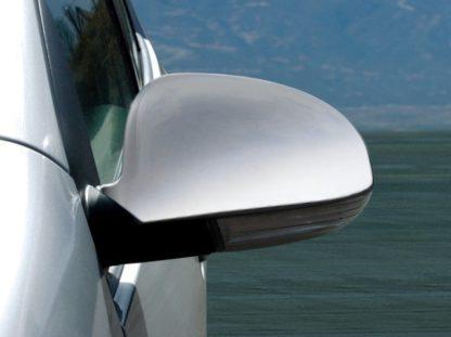 Kryty zpětných zrcátek – stříbrné matné, Superb I. Facelift 2006-2008