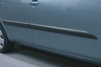 Boční ozdobné lišty dveří, Roomster 2006-2010 / Roomster Facelift od r.v. 04/2010