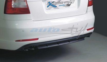 Difuzor zadního nárazníku – černý desén – sedan/combi