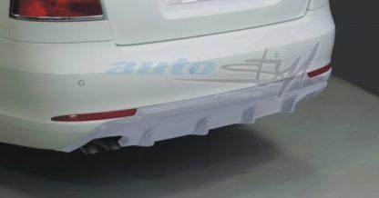 Difuzor zadního nárazníku – stříbrný – sedan/combi