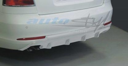 Difuzor zadního nárazníku – pro lak – sedan/combi