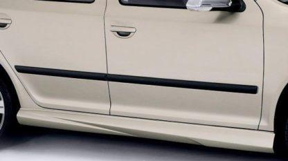 Nástavky prahů Skoda Octavia 2 Facelift
