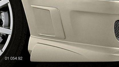 Boční výdech nárazníku, Škoda Octavia