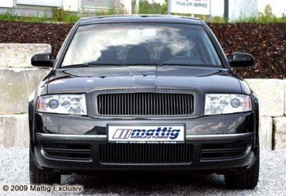 Přední maska bez znaku Mattig Škoda Superb 1